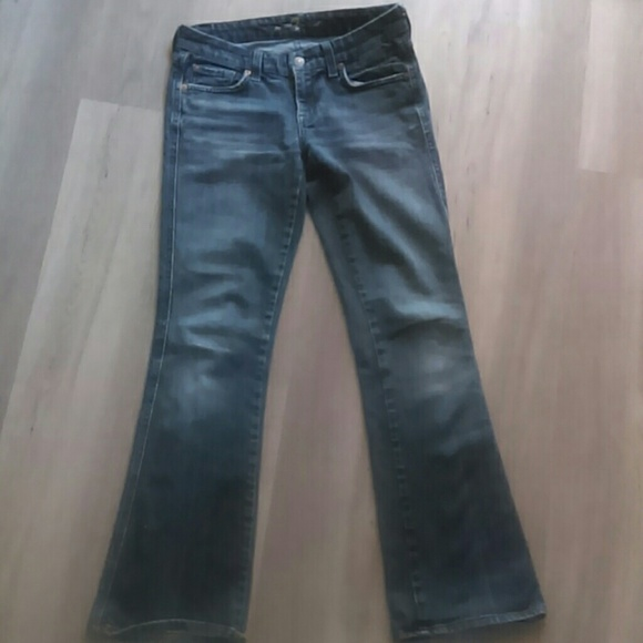 7 For All Mankind Denim - 7 for all mankind distressed size 26